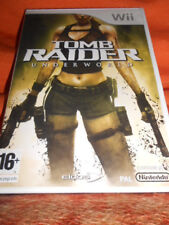 JEU WII Tomb Raider Underwold