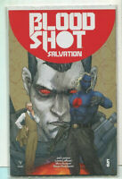 Blood Shot-Salvation #5 NM Valiant Comics CBX200