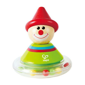 "Hape E0015 Craft Push Toy "" Roly-Poly Ralph "" New! #"