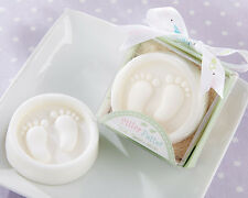 Pitter Patter Feet Scented Soap Baby Shower Favor