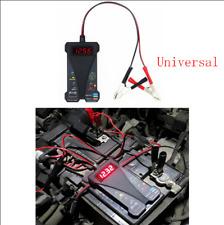 Car Digital LED 12V Battery Tester Voltmeter Charging System Analyzer Tool