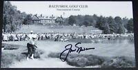 SALE! Jack Nicklaus Signed Autographed Baltusrol Golf Photo Scorecard JSA COA!