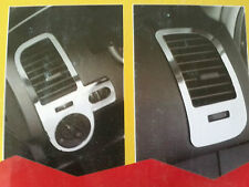 Chromrahmen für Gebläseöffnungen VW Polo