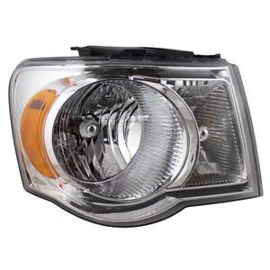 Headlight Assembly for 07-09 Chrysler Aspen Passengers Headlamp Lens 55078020AI