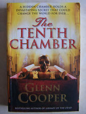 2010 The Tenth Chamber by Glen Cooper 345 pages Softcover Abbey Ruac France
