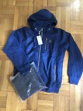 Bogner warm winter Track Suit Jacket Hoody And Pants 3XL Fleece Men's