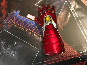 Hot Toys Marvel Avengers Endgame MMS548 Rocket 1/6 PART Nano gauntlet