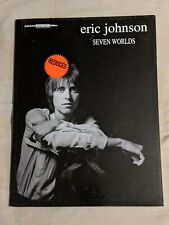 Eric Johnson Seven Worlds Guitar Tablature Song Book Tabs Learn 2 Play The Songs
