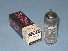 Vacuum Tube ~ 7719 ~ Tung-Sol ~ Nos ~ 7719