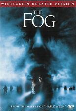 The Fog ~ Unrated Widescreen Edition ~ New Factory Sealed DVD ~ FREE Shipping