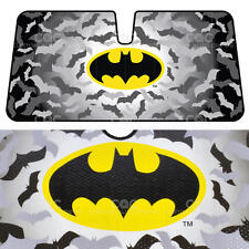1 Pc Warner Bros. Batman Sun Shade Windshield Block Cover Auto Shade Visor