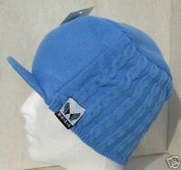 BULA LADY SKY BLUE MAJOR PEAK SKI SNOWBOARD BEANIE HAT