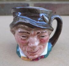ROYAL DOULTON Miniature Character Jug - Paddy
