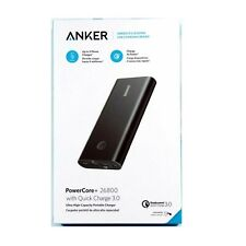 ANKER BATTERY POWER BANK POWERCORE+ 26800MAH FOR SMARTPHONE TABLET NEW A1374H11