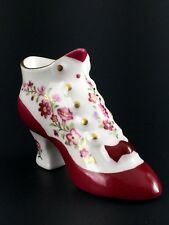 AYNSLEY CHINA, Victorian Button Boot Replica