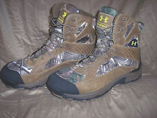 Mens Boots 14 Under Armour Speed Freek Bozeman 600 Insulated Waterproof Hunting