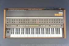 Korg Trident / Overhauled by KORGTECH Perfect Working Serial # 3315**