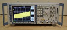 Rohde Schwarz Fsup50 Signal Source Analyzer 10mhz 50ghz Loaded Withoptions Good