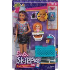 Barbie Skipper baby-sitters poupée et playset Entièrement neuf dans sa boîte Navires Rapides
