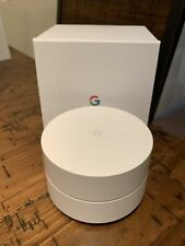 Google WIFI Wireless Mesh Router AC-1304 1 Port 1200Mbps