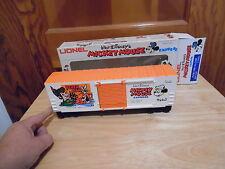 Lionel 6-9665 Walt Disney Mickey Mouse Express Peter Pan Hi Cub Box Car - Mint