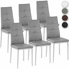Set di sedia per sala da pranzo tavolo cucina eleganti moderne robusto