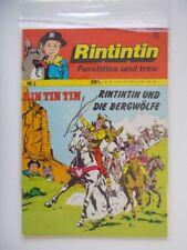 Rintintin Nr. 3 - BSV Verlag - Zustand 1-2