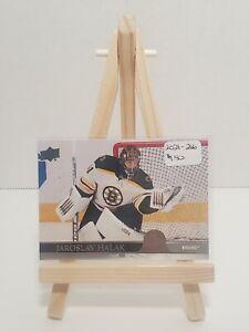 NHL * Boston Bruins * 2021 * Upper Deck Series 2 * Jaroslav Halak