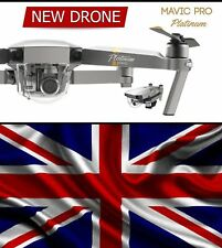 DJI Mavic Pro Platinum -FLY MORE.COMBO PLATINUM#..1.*