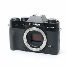 Fujifilm Fuji X-T10 16.3MP Mirrorless Digital Camera Body (Black) #208