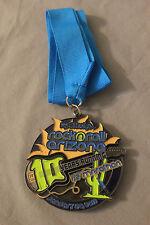 P.F. Chang's Rock & Roll Arizona 13.1 Half Marathon Medal 10 Year Anniversary