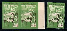 N.531-Vietnam- Block 2 - Production of consumption goods 1987 Rare