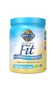 Garden of Life Organic Fit Vanilla 457g