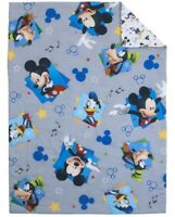 Disney Mickey Mouse Having fun Toddler Bedding  ( Comforter Only )