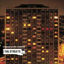 THE STREETS ORIGINAL PIRATE MATERIAL NEW SEALED VINYL 2LP REISSUE IN STOCK