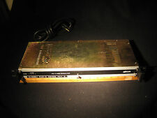 Macom PAC-12 Audio Demodulator 842350-22 COM MAC 4-Channel Alarm w/ 2 cards