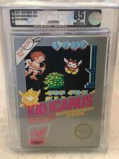 Nintendo KID ICARUS (NES, 1987) VGA 85 NM+ Q ARCHIVAL RARE EARLY RELEASE!!