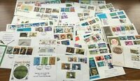 GB 1952 - 2009 Royal Mail First Day Covers Multiple Listing  A
