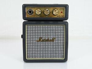 Marshall - MS-2C Micro Amp - Vintage Grey - Belt Clip