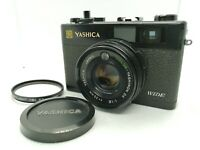 [Excellent++++]Yashica Electro 35 CCN 35mm Rangefinder Film Camera From JAPAN