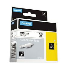 Dymo Rhino Heat Shrink Tubes Industrial Label Tape Cassette - 18051