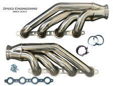 "LS Turbo Headers LSX, LS1, LS2, LS3, LS6 (1 3/4"" Primaries) Forward Facing Up"