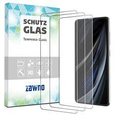 3x Echt Glas Samsung Galaxy A41 | A51 Panzerfolie Hart Display Schutzfolie 9H