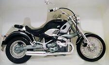 PROTAR 1:9  MOTO MONTATA PLASTICA E METALLO  BMW R 1200  NERO ART 10298