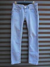 Rock + Republic Women's Blue Jeans Size 30 Measured Waist 30 Measured Leg 30