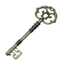 Fashion Vintage Old Look Large Royal Skeleton Key Antique Old look Vinta OEF wer