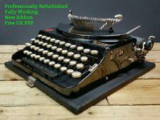 REFURBISHED WORKING Remington No. 1 Folding Portable Typewriter Vintage 1920s