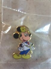 Disney DOCTOR MICKEY Cast on STAFF Very Rare Pin NEW in package!