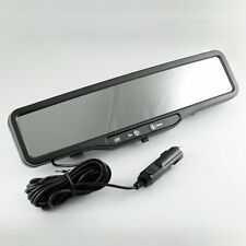 Abeo HDVR-150 Car DVR Accident Camera Video Recorder Rear View Mirror type USED