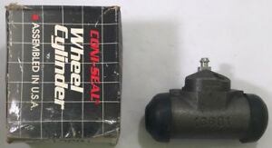 Drum Brake Wheel Cylinder Wagon Rear Right/Left Coni-Seal WC13601